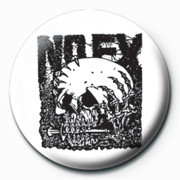 NOFX - Old Skull Button