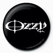 Button Ozzy Osbourne - Logo