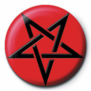 Button PENTAGRAM