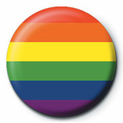 PRIDE - FLAG Button