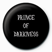 Button PRINCE OF DARKNESS
