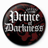 Button PRINCE OF DARKNESS - new