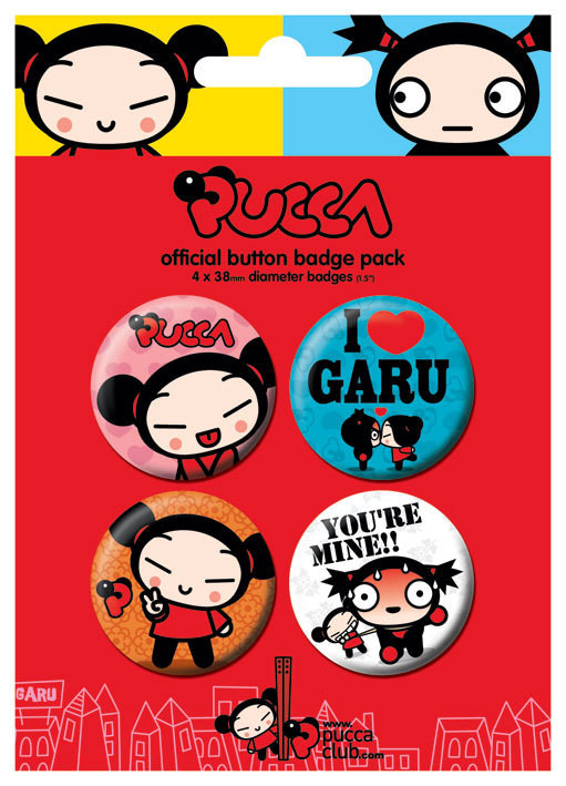 Button PUCCA
