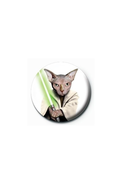 Button TAKKODA - yoda