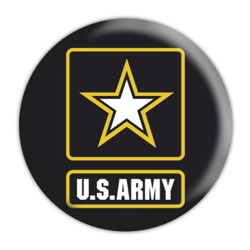 Button U.S. ARMY