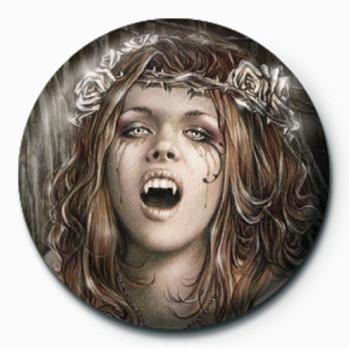 Button VICTORIA FRANCES - vampire
