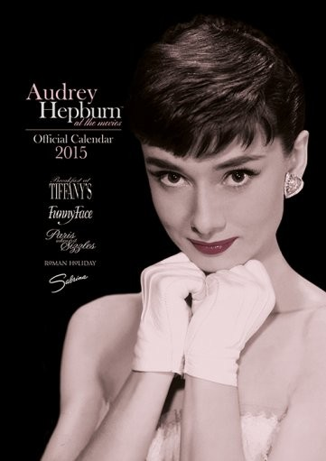 Audrey Hepburn Calendar 2016