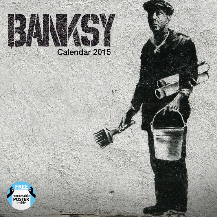 Banksy Calendar 2017