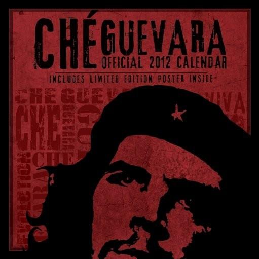 Calendário 2012 - CHE GUEVARA Calendar 2017