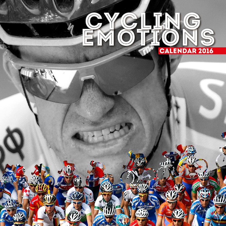 Cycling Emotions Calendar 2016