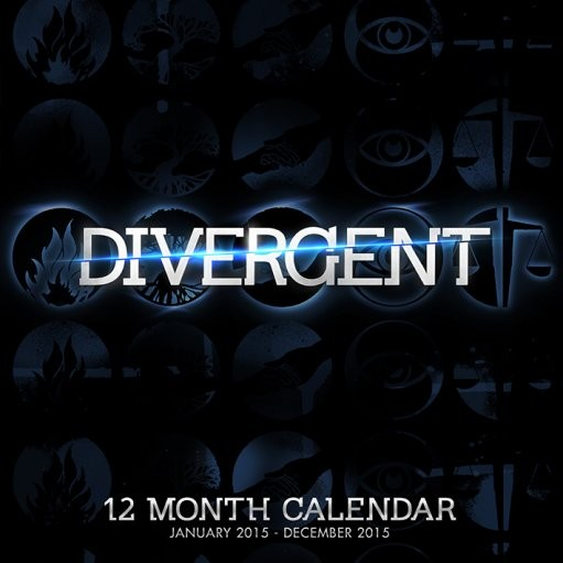 Divergent Calendar 2017