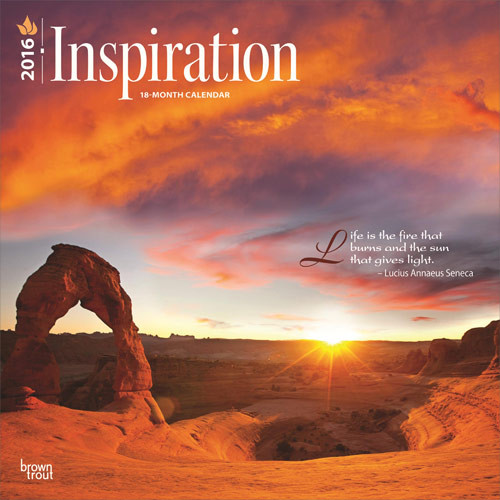 Inspiration Calendar 2018