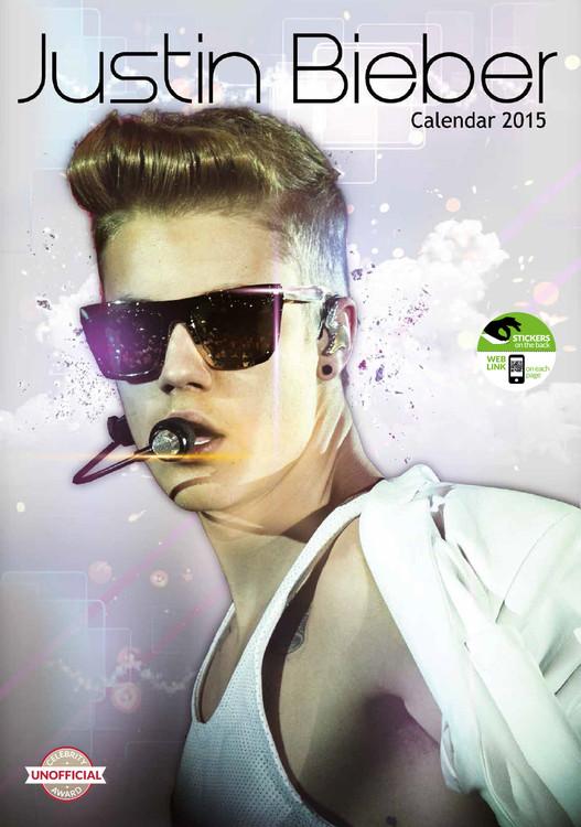 Justin Bieber Calendar 2016