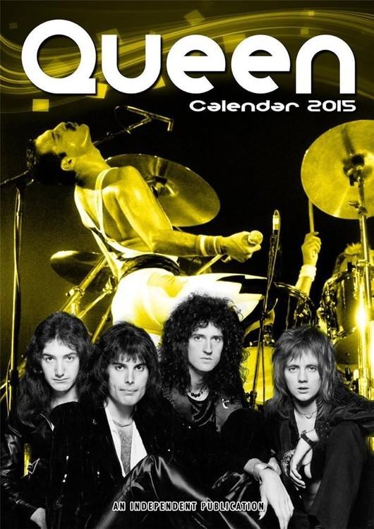 Queen Calendar 2016