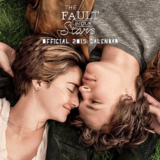 The Fault In Our Stars Calendar 2017