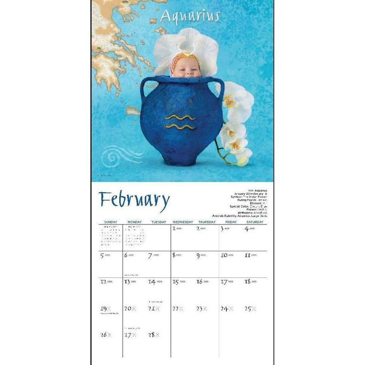 Calendario Enologico.Zodiac Calendario Calendario Anne Geddes 2020 R3la54j