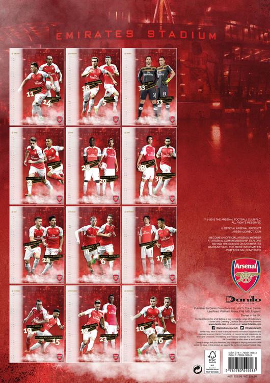 Calendario Arsenal.Calendario 2020 Arsenal Fc