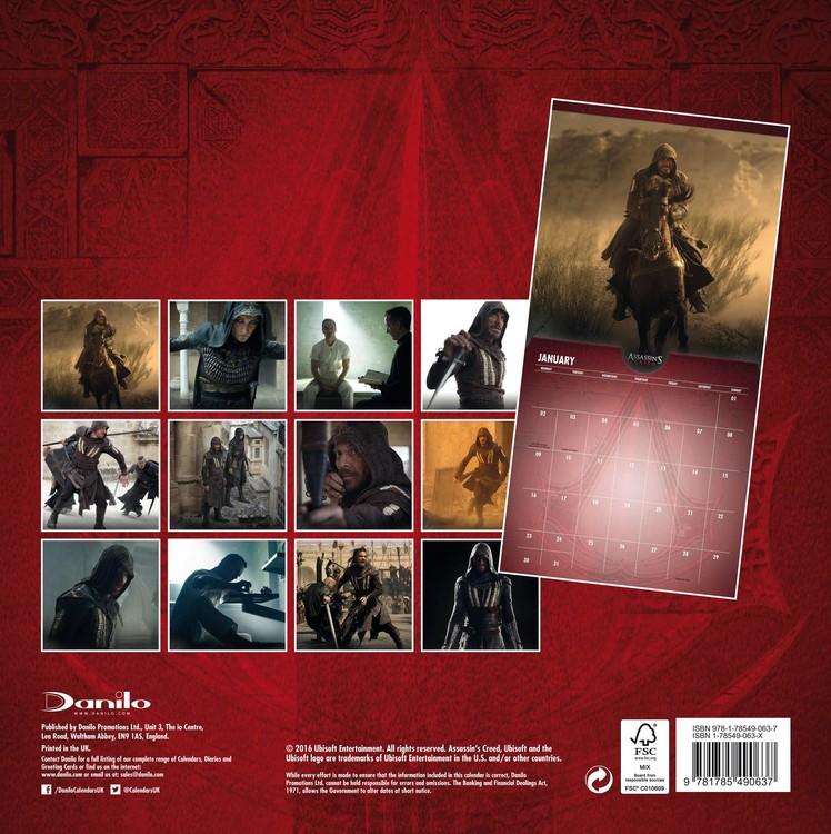Calendario Ubisoft.Calendario 2020 Assassin S Creed