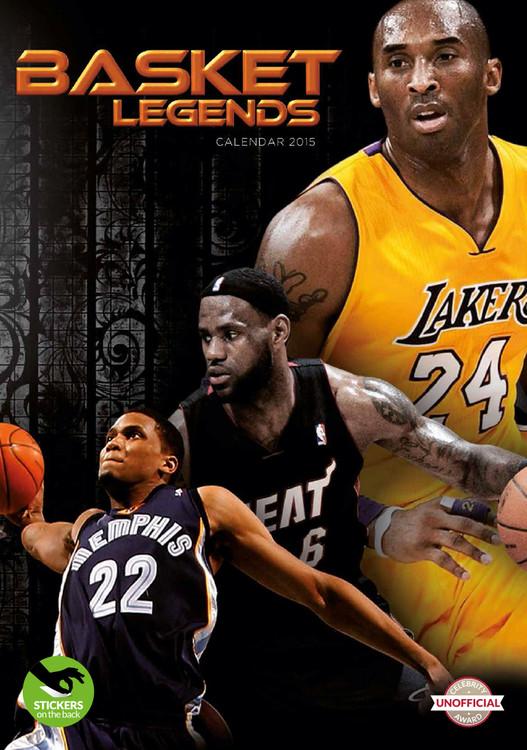 Calendario 2017 Basket