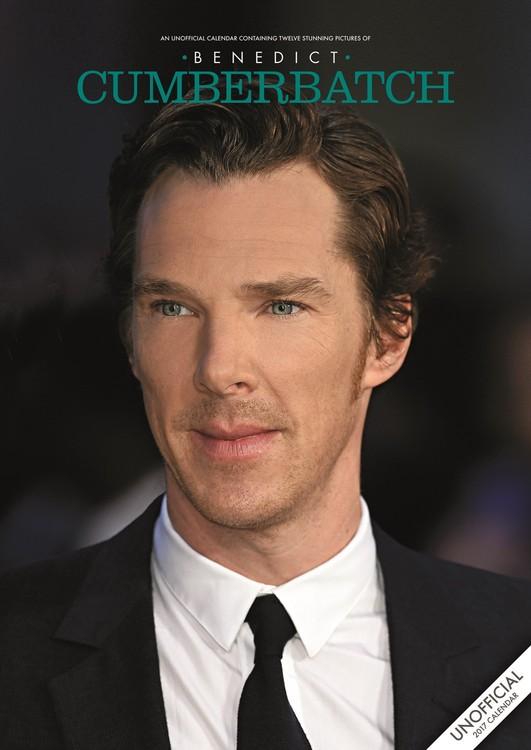 Calendario 2017 Benedict Cumberbatch