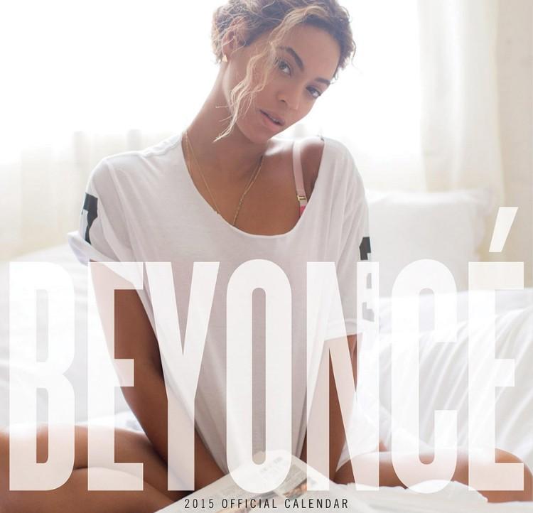 Calendario 2017 Beyoncé