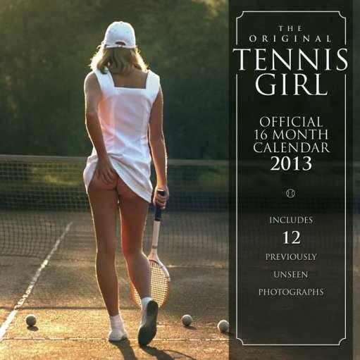 Athletic Calendario 2020.Calendario 2020 Calendar 2013 Tennis Girl Europosters It