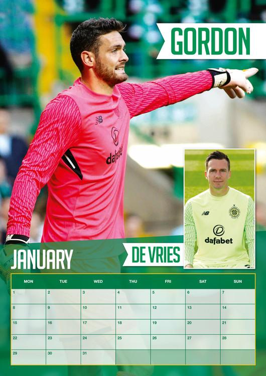 Athletic Calendario 2020.Calendario 2020 Celtic