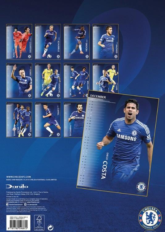 Calendario Chelsea 2020.Calendario 2020 Chelsea Fc