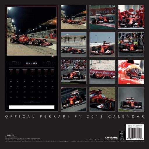 Formula 1 Calendario.Calendario 2020 Ferrari F1