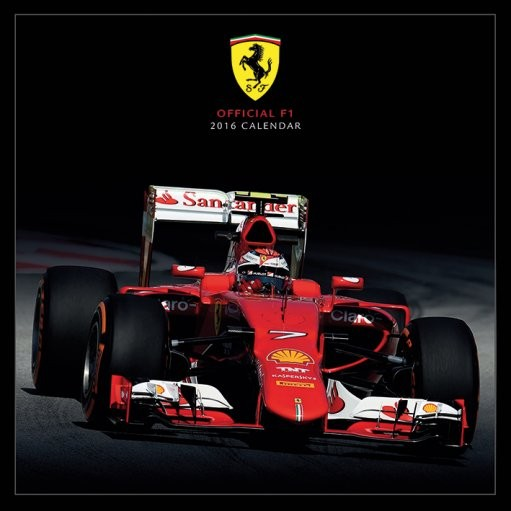 Calendario Di F1 2020.Calendario 2020 Ferrari F1 Europosters It