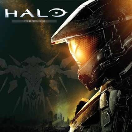 Calendario 2017 Halo