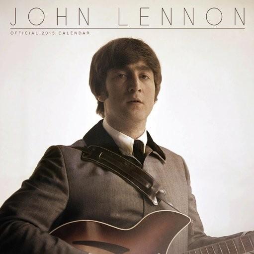 Calendario 2017 John Lennon