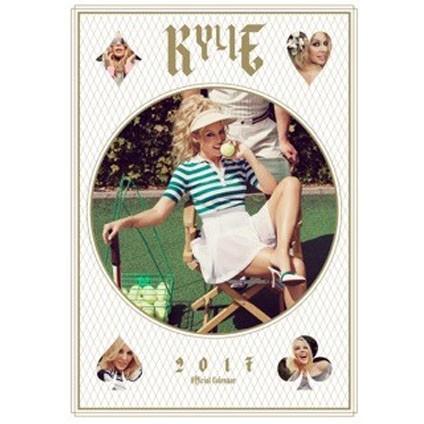 Calendario 2017 Kylie