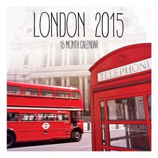 Calendario 2017 Londra