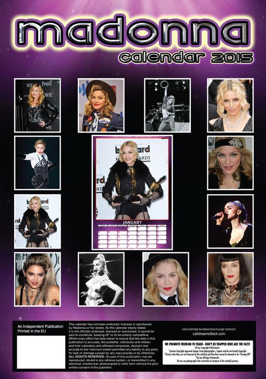 Calendario Madonna 2020.Calendario 2020 Madonna