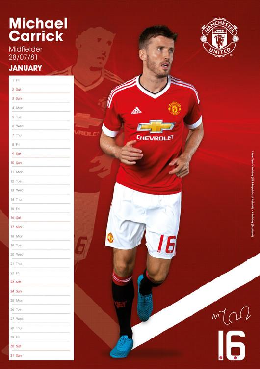Manchester United Calendario.Calendario 2020 Manchester United Fc