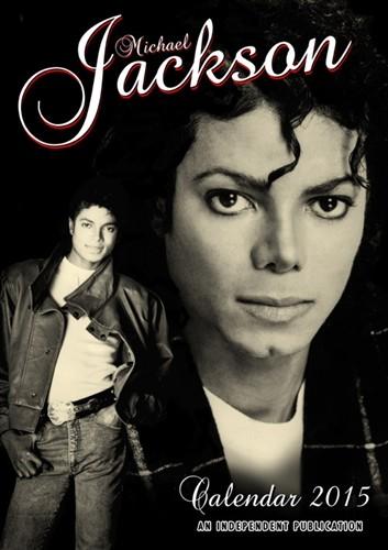 Calendario 2017 Michael Jackson
