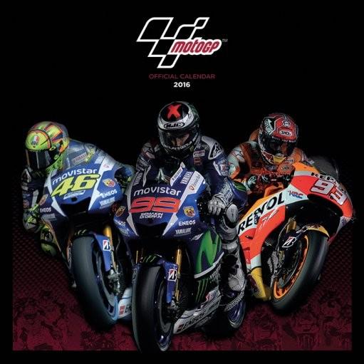 Calendario 2018 MotoGP - EuroPosters.it