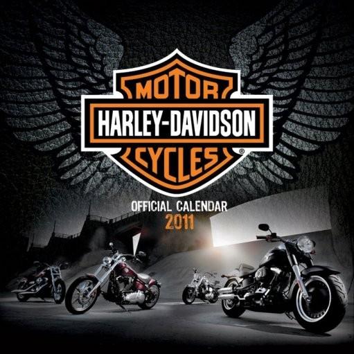 2011 Calendario.Calendario 2020 Official Calendar 2011 Harley Davidson Europosters It