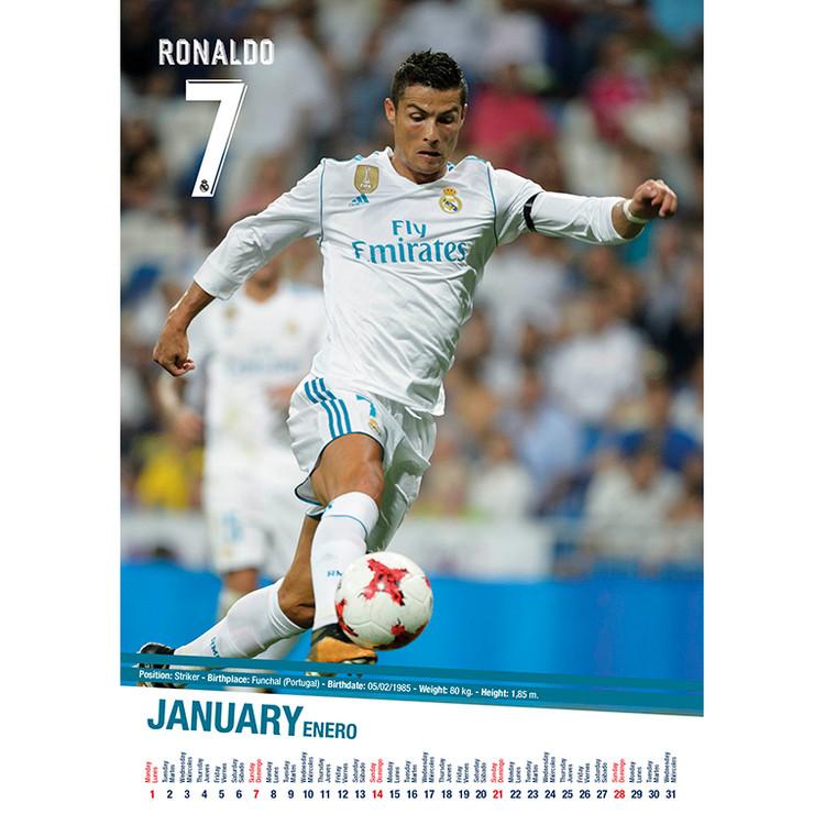 Calendario Real Madrid 2019.Calendario 2020 Real Madrid