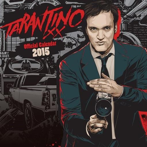 Calendario 2017 Tarantino XX