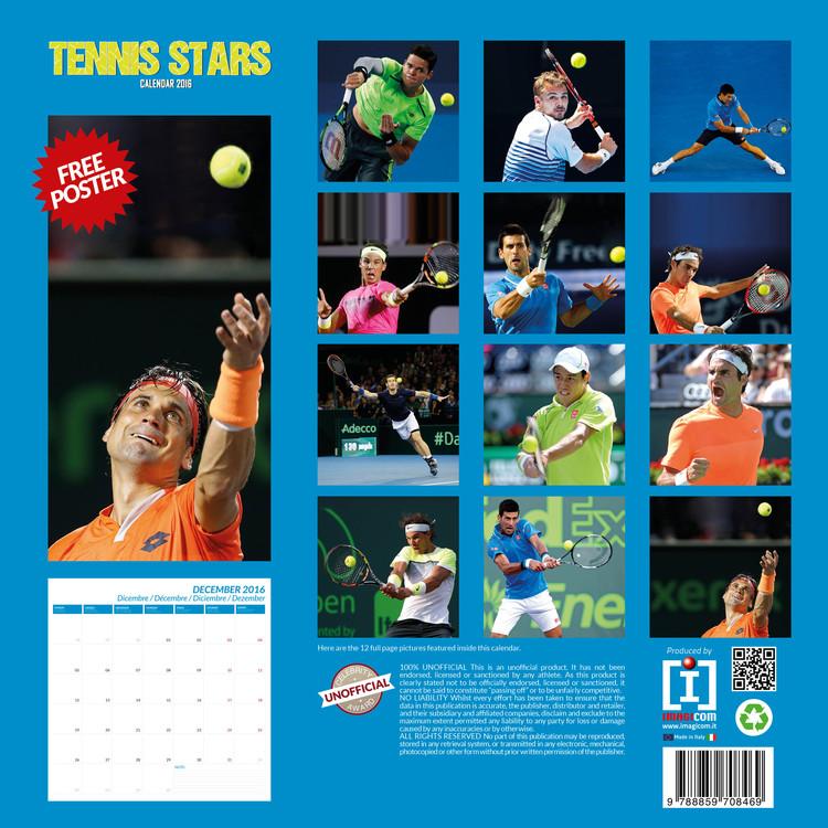 Athletic Calendario 2020.Calendario 2020 Tennis