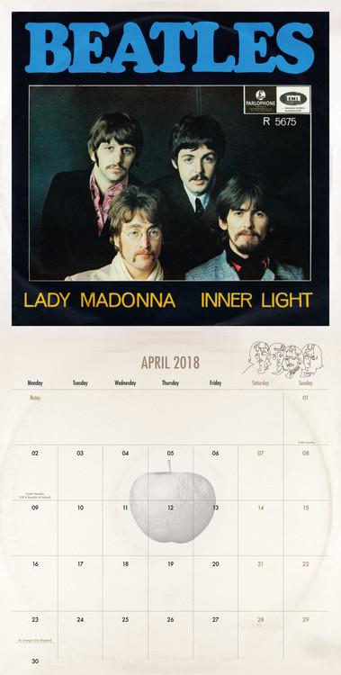 Calendario Madonna 2020.Calendario 2020 The Beatles Collectors Edition