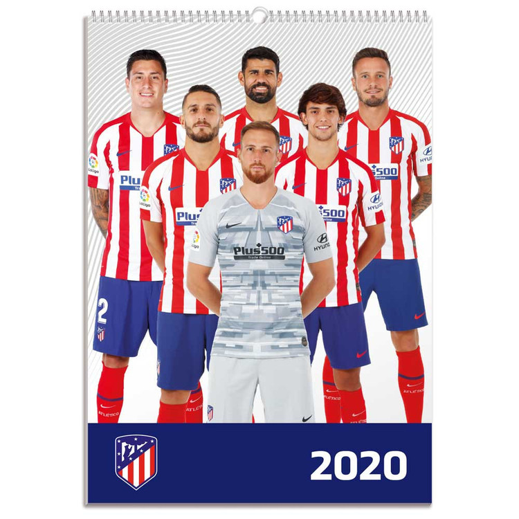Calendar 2021 Atletico Madrid