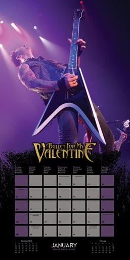 Bullet For My Valentine 2021