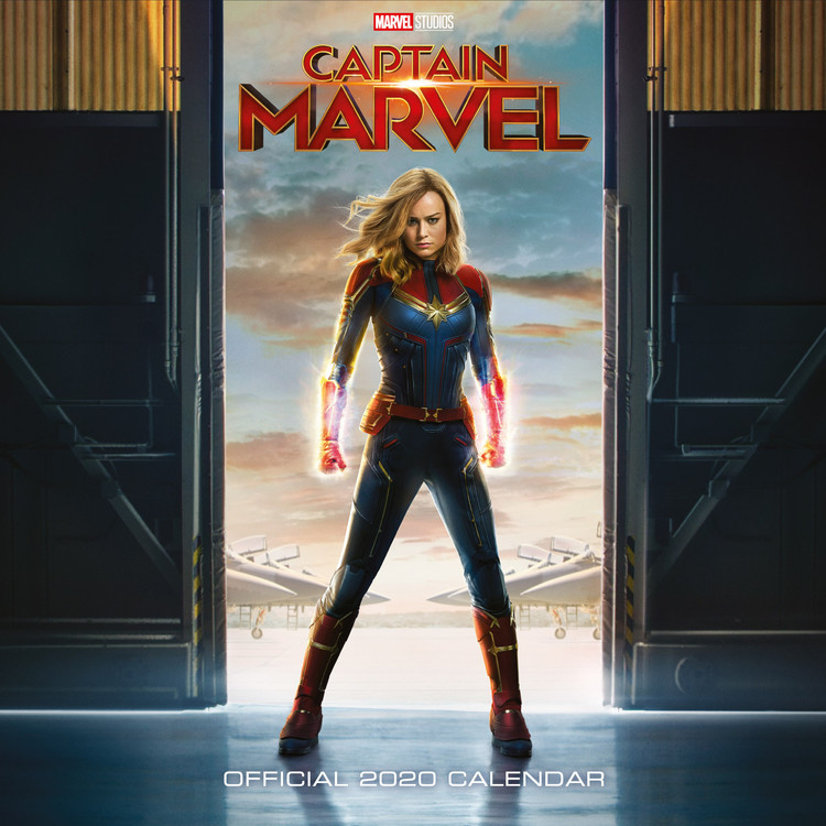 Captain Marvel 2021