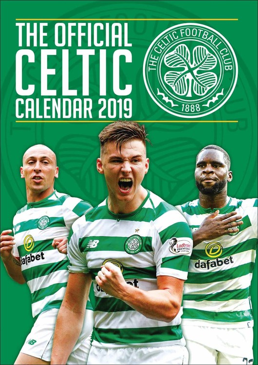 Calendar 2019  Celtic