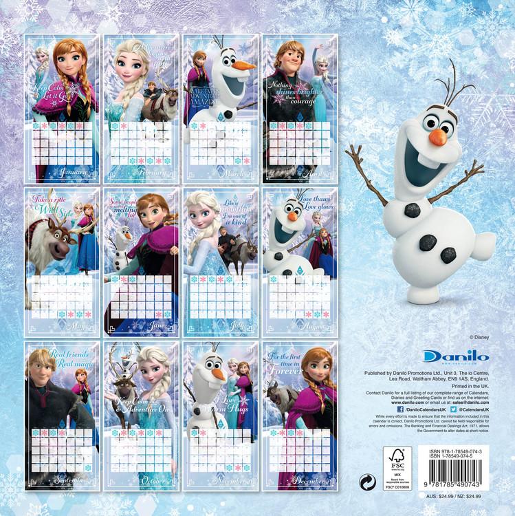 Calendario 2019 Disney Para Imprimir.Calendar 2020 Disney Frozen