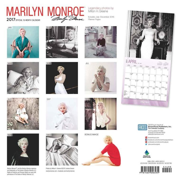 Calendario 2020 Gratis Con Foto.Calendar 2020 Marilyn Monroe
