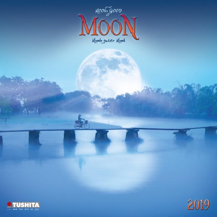 Calendar 2020  Moon, Good Moon